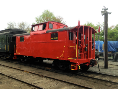 Pennsylvania Railroad N5