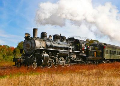 Valley Railroad Locomotive 40